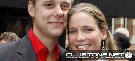 Armin Van Buuren женился